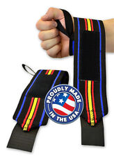 Titan THP Wrist Wraps IPF Approved Powerlifting