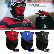 3Colors Ski Snowboard Motorcycle Bicycle Winter Neck Warmer Warm Sport Face Mask