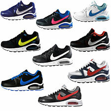 Nike Air Max Command Leather Junior GS Boys Girls Trainers UK 3 4 5 5.5 6