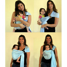 Newborn To Toddler Walkabout Baby Ring Sling Water Pool Carrier Pouch