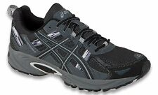 ASICS GEL VENTURE 5 BLACK ONYX MENS 2015 RUNNING SHOES **FREE POST AUSTRALIA