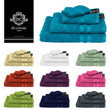 100% Egyptian Cotton Towel 600GSM Quality Soft Absorbant Hand Bath Face Bale Set