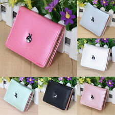 Fashion Lady Women Lovely Purse Clutch Wallet Short Small Bag PU Card Holder New