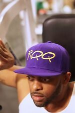 RQQ fitted cap, purple - hat baseball snapback - Omega Psi Phi Que Dawg