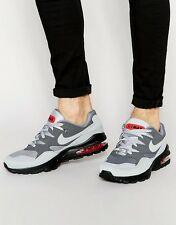 Nike Air Max 94 New Mens Grey Trainers Suede Size UK 7; 8; 10; 11 100% Authentic