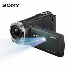Brand New! SONY HDR-PJ340 Full HD Camcorder with Built-in Projector