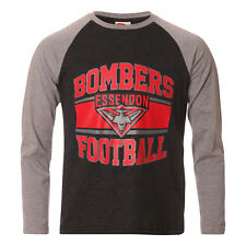 AFL Youth Long Sleeve Tee Essendon Bombers by AFL Store