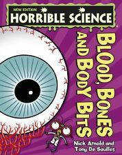 Blood, Bones and Body Bits (Horrible Science), Arnold, Nick, New Book