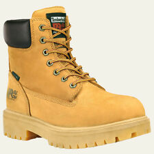 """MEN'S TIMBERLAND PRO DIRECT ATTACH 6"""" SOFT TOE BOOTS 65030"""