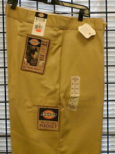 "Dickies 42283 13"" Loose Fit - Multi-Pocket Work Shorts- COLOR NU SIZE 40 & UP"