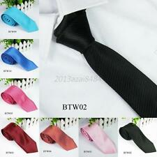 Fashion Classic Striped Tie Jacquard Woven Men's Silk Suits Ties Necktie Bowtie