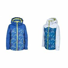 Trespass Childrens Girls Firefly Padded Waterproof Ski Jacket