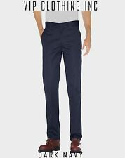 Dickies Slim Straight Pants WP873 Dark Navy