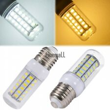 E27 9W LED 48-5730 SMD Cold/Warm White light 220-240V Corn bulb Lamp LM