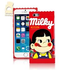 Japan Peko Milky Classic Candy Cute Girl Phone Case Cover For iPhone 6 6S Plus