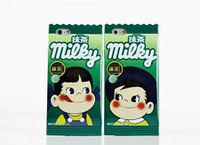 Japan Milky Peko Matcha Candy Wrapper Cute Phone Case Cover For iPhone 6 6S Plus