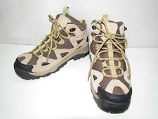 Columbia Mens / Youth Waterproof Trail Hiking Leather Outdoor Shoes Size 6 New