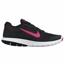 NIKE FLEX EXPERIENCE RUN 4 BLACK PINK WOMENS RUNNING  SHOES **FREE POST AUST