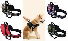 Heavy Duty Pet Dog Harness No Pull Adjustable Training Big Large Dog With Handle
