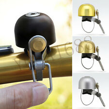 1x Safety Metal Ring Handlebar Bell Loud Sound Mini bike bell small Bicycle bell