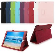 New Ultra PU Leather Stand Folio Flip Case Cover For iPad 5 Air Tablets