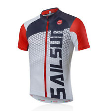 Cycling Jersey Sport Man Bike Team Jersey Tee Shirt Bicycle MTB Clothing Jacket