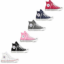 Converse Chuck Taylor All Star Hi Adult Canvas Trainer Shoe