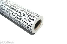 Tervakoski Detail Paper Roll 25g/m² Sketching or Drawing 297mm 594mm 25gsm