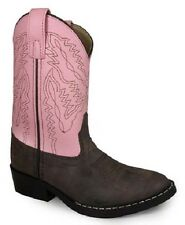 NEW! Smoky Mountain Boots - TODDLER - Western Cowboy - Pink & Brown