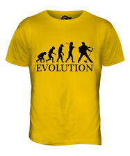 ROCK N ROLL IMPERSONATOR EVOLUTION OF MAN MENS T-SHIRT TEE TOP GIFT ELVIS