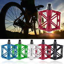 Hot Basecamp Light Aluminum Alloy Cycling MTB DH Bicycle Flat Platform Pedal LC