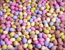 Chocolate Speckled Mini Eggs RETRO SWEETS Easter Favours