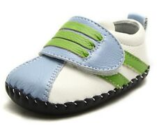 "Freycoo ""Sprite"" Leather Soft Sole Shoes Baby - Toddler - Boys"