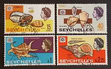 Seychelles Stamps 1967 International Tourist Year FULL Set of 4 Very Fine Used