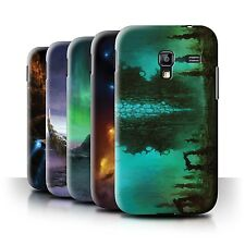 Official Chris Cold Case for Samsung Galaxy Ace Plus/S7500 /Alien World Cosmos