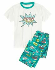 Gymboree Hero 2 Piece Pajama Set Sleepwear Kid Girls Sizes XS S M L  New NWT