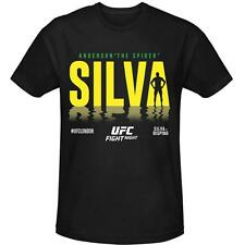 "UFC Anderson ""The Spider"" Silva Shadow T-Shirt"