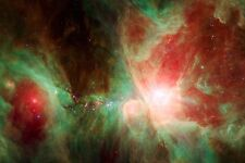 Nebula Orion - Space Art Print NASA Poster Photo Wall Mural Canvas Hubble