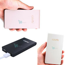 CISNO 9000mAh Portable External Battery Charger Power Bank F Mobile Phone iPhone