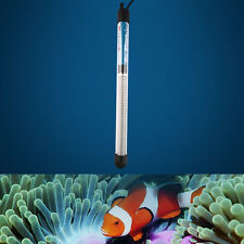 25/50/100/200/300 Aquarium Mini Submersible Fish Tank Adjustable Water Heater