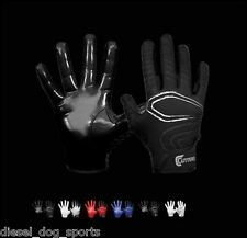 Cutters S450 Rev Pro C-Tack Football Receiver Gloves (PAIR)