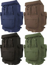 European Style HW Canvas Rucksack Backpack Bag