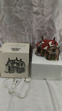 DEPARTMENT 56 HERITAGE VILLAGE COLLECTION DICKE VILLAGE SERIES BOOTER & COBBLER