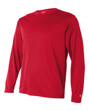 Champion - Double Dry Performance Long Sleeve T-Shirt - CW26