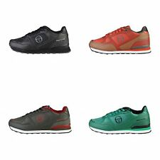 Sergio Tacchini Mens Vinci Low Top Lace Up Fashion Trainers