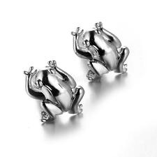Novelty Men's Suits Animal Shape Cufflinks for Wedding Party Gifts