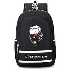 OW Overwatch Schoolbag  Reaper Roadhong Students Backpack Bookbag Free ship New