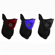 Eugize Ski Snowboard Motorcycle Bike Winter Sport Face Mask Neck Warmer Warm FY