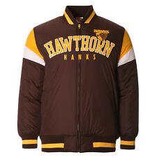 AFL Mens Fan Varsity Jacket Hawthorn Hawks by AFL Store