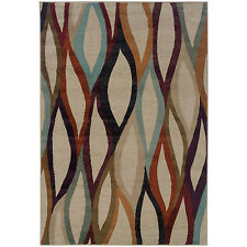 RUGS AREA RUGS CARPET FLOORING AREA RUG FLOOR DECOR OPEN PRINT GRAY RUGS NEW